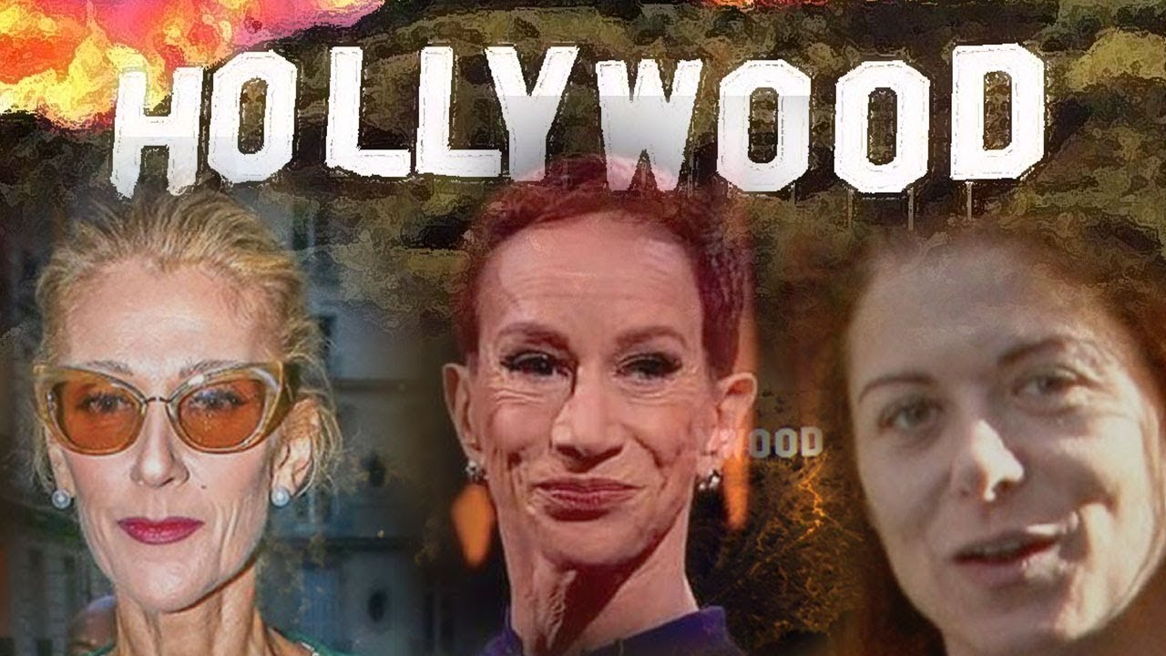 HOLLYWOOD IS BURNING: LA Blood CULT! Why Celebrities Look Like The WALKING DEAD? 20-3-2020