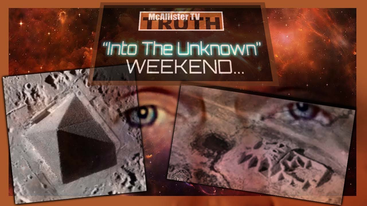 INTO THE UNKNOWN: Were We WARNED Off The MOON? Are We Watching A SHOW?