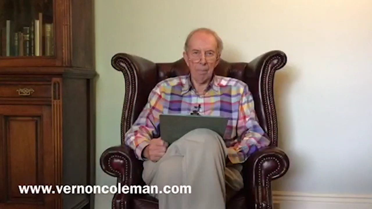 Important Message From Vernon Coleman 11-9-2020