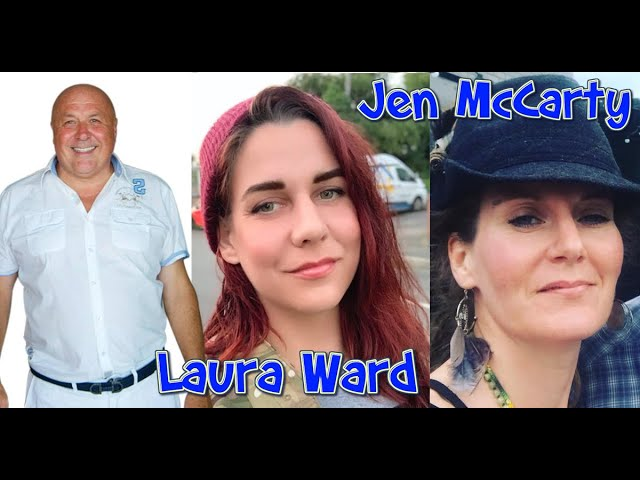 Jen McCarty, Laura Ward and Liam McGenity Talk to Charlie Ward 3-9-2020