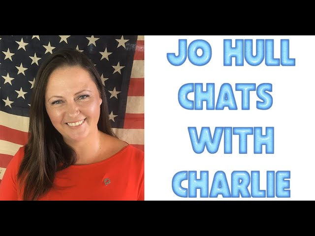 Jo Hull has Questions for Charlie Ward — WE LOVE TRUMP!! 2-9-2020