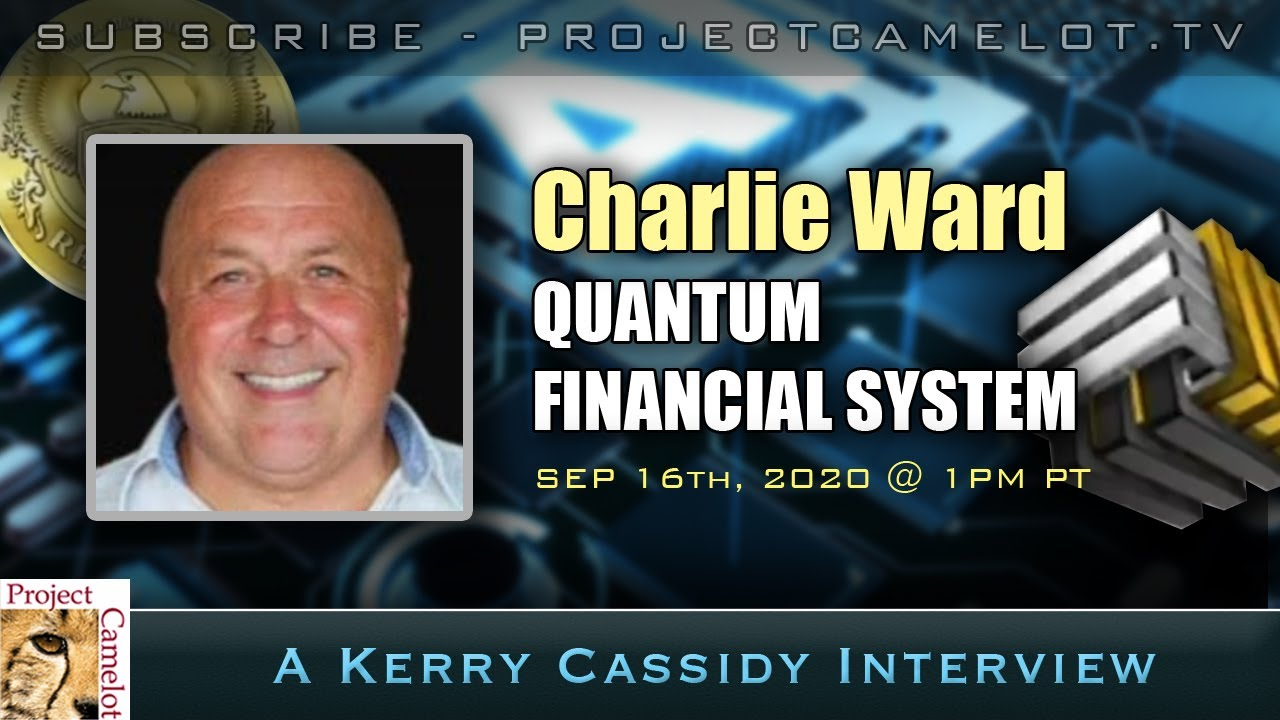 Kelly Cassidy Live on YouTube with Charlie Ward Talking QFS and All that's Current 17-9-2020