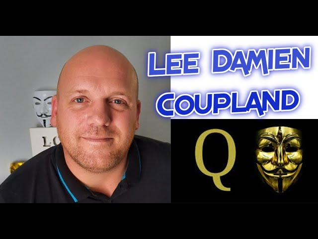 Lee Damien Coupland Talks to Charlie Ward THE QANON KING 3-9-2020