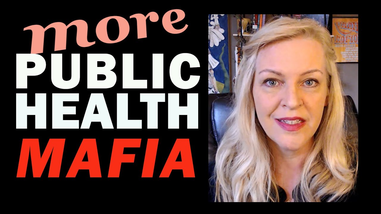 MORE Public Health Mafia Connections 12-5-2020