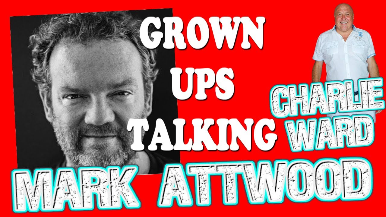 Mark Attwood & Charlie Ward Get back together again – DON'T MISS THIS GROWN UP CONVERSATION 19-9-2020