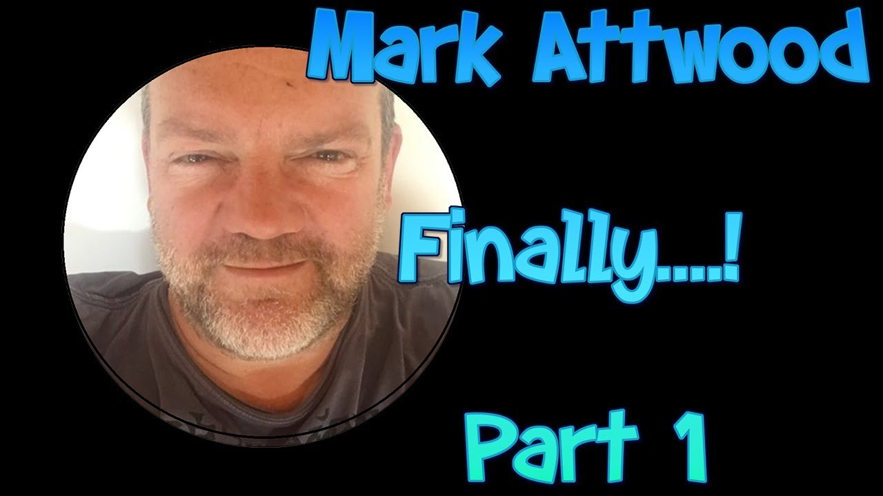 Mark Attwood Talks to Charlie Ward 18-8-2020