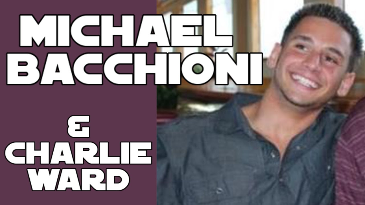 Michael Bacchioni Talks to Charlie Ward 16-9-2020