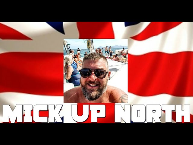 Mick Up North Talks To Charlie Ward 1-9-2020