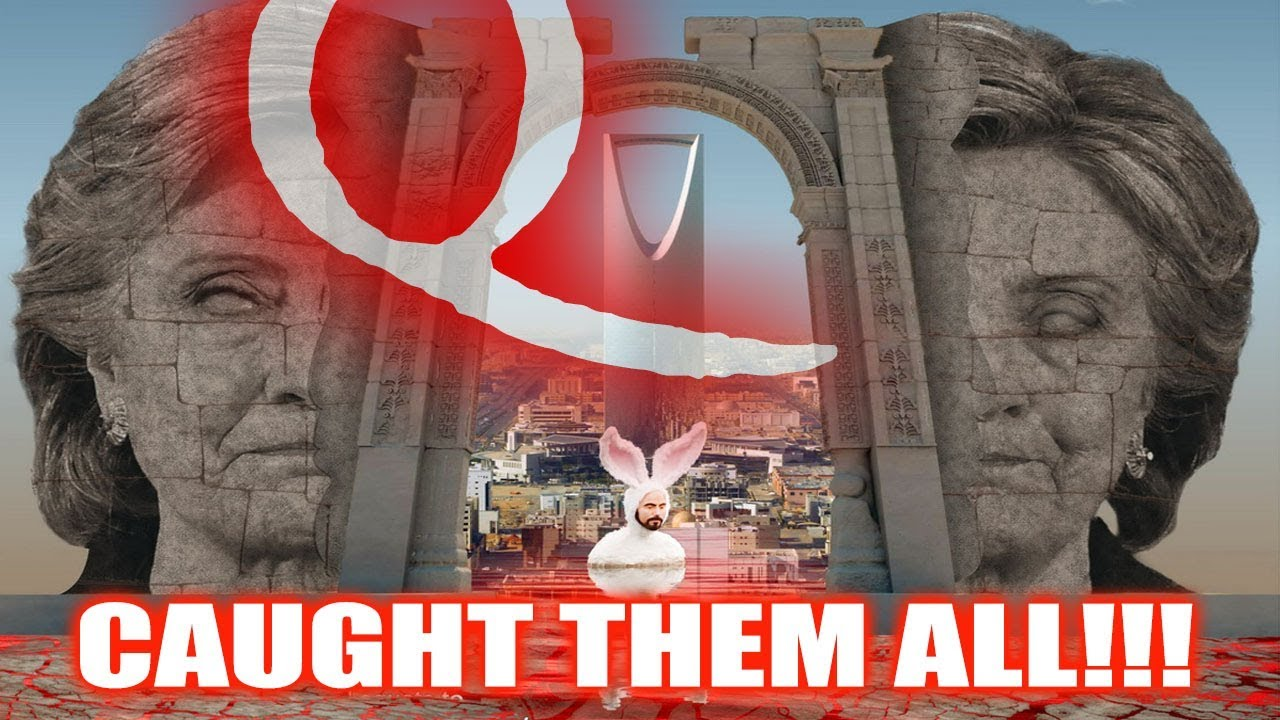 NEWQPOSTS: THE HUNTERS ARE THE HUNTED!!! TRAPPED THEM ALL!!! 10-2-2020