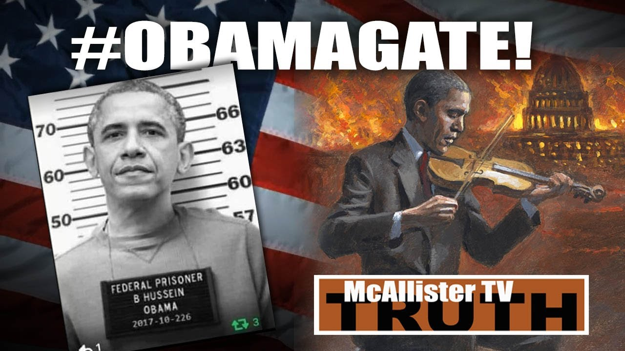#OBAMAGATE! They Have OFFICIALLY Retained Lawyers! IT'S HAPPENING! 12-5-2020