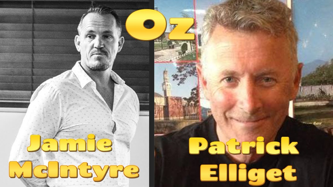 Patrick Elliget and Jamie McIntyre interview Charlie Ward from Australia 24-8-2020