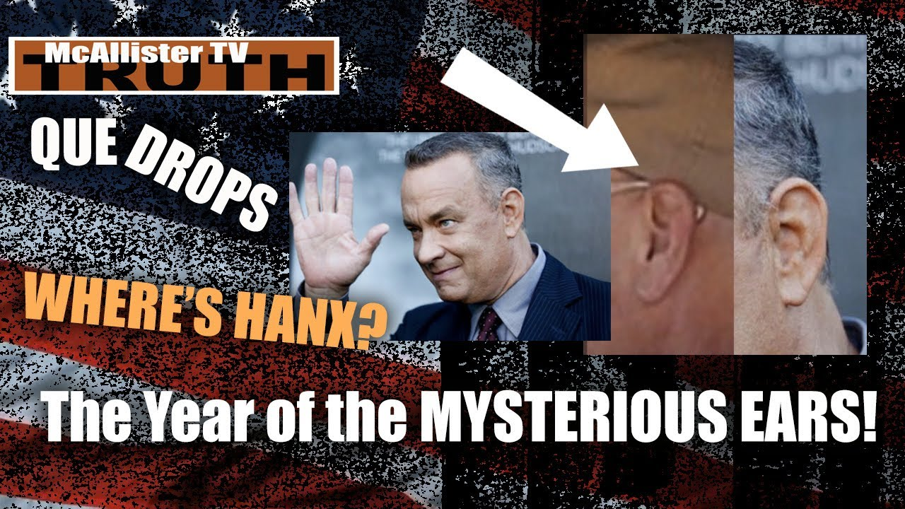 QUEDROPS! WHERE'S HANX? The YEAR of the MYSTERIOUS EARS! These People Are EVIL! 15-4-2020