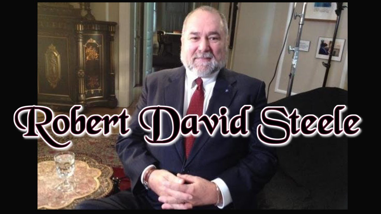 Robert David Steele talks to Charlie Ward #UNRIG 30-7-2020