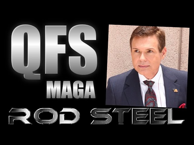 Rod Steel news about QFS and Central Banks with Charlie Ward 23-9-2020
