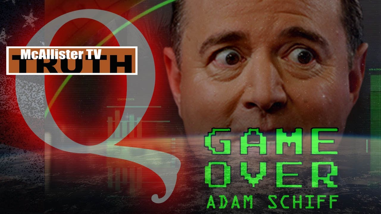 SCHIFF: GAME OVER! The 7th Floor IS NO MORE! FISA: BRINGS DOWN THE HOUSE! 8-5-2020