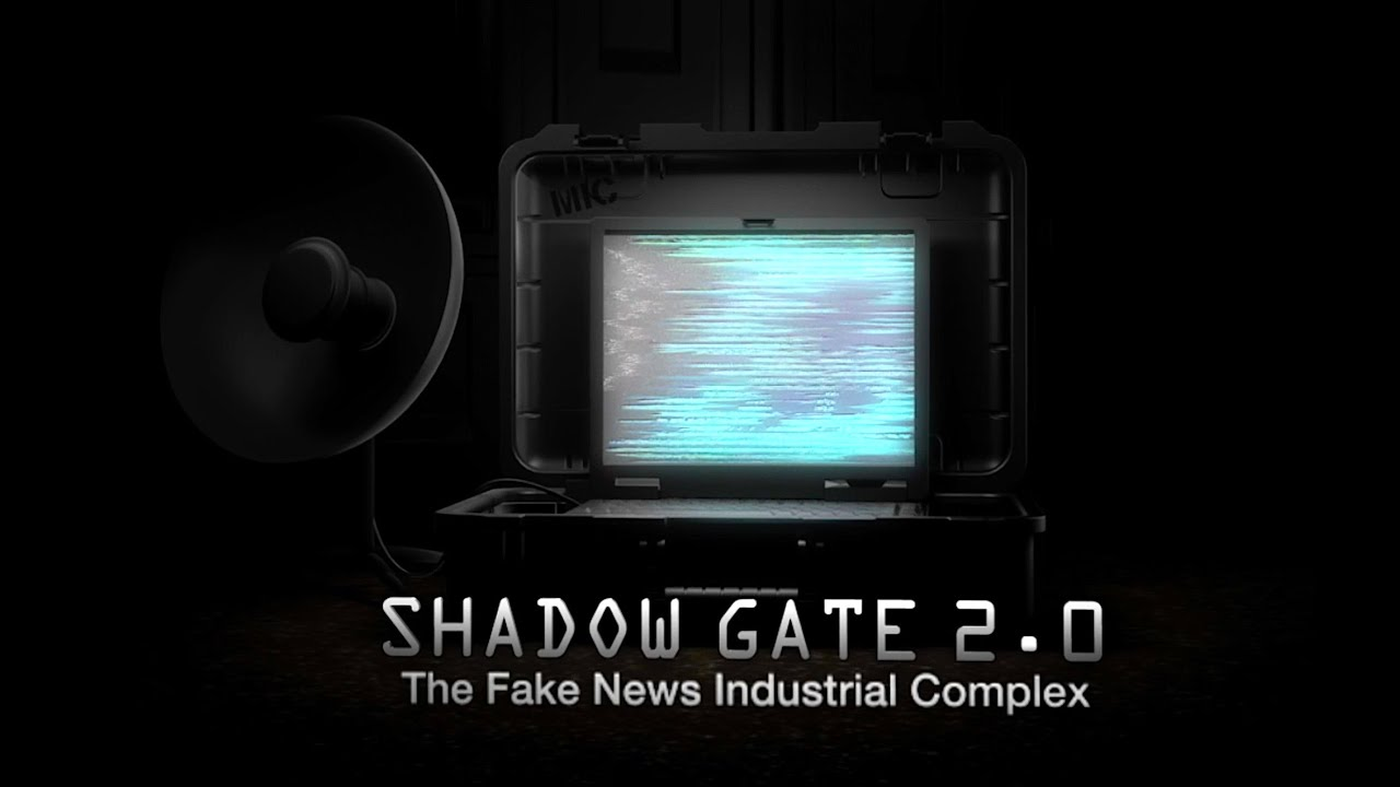 Shadow Gate 2.0 (Teaser) 10-9-2020