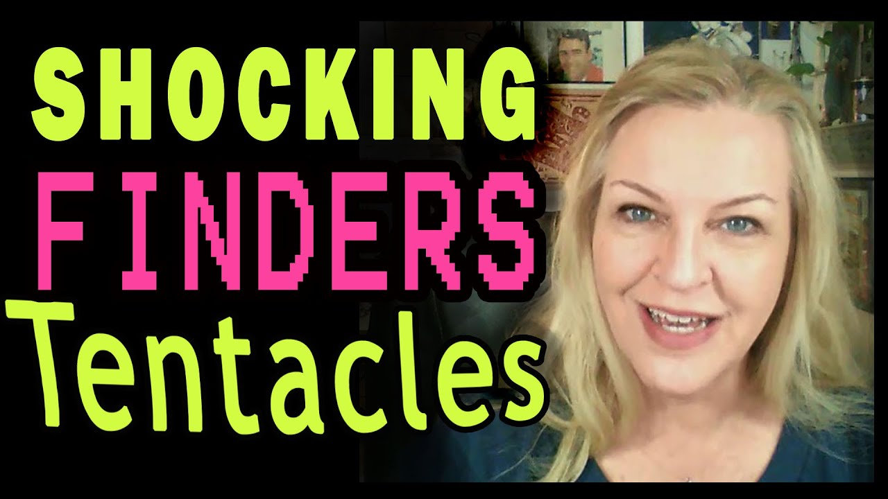 Shocking Finders Tentacles Part 1 11-12-2019