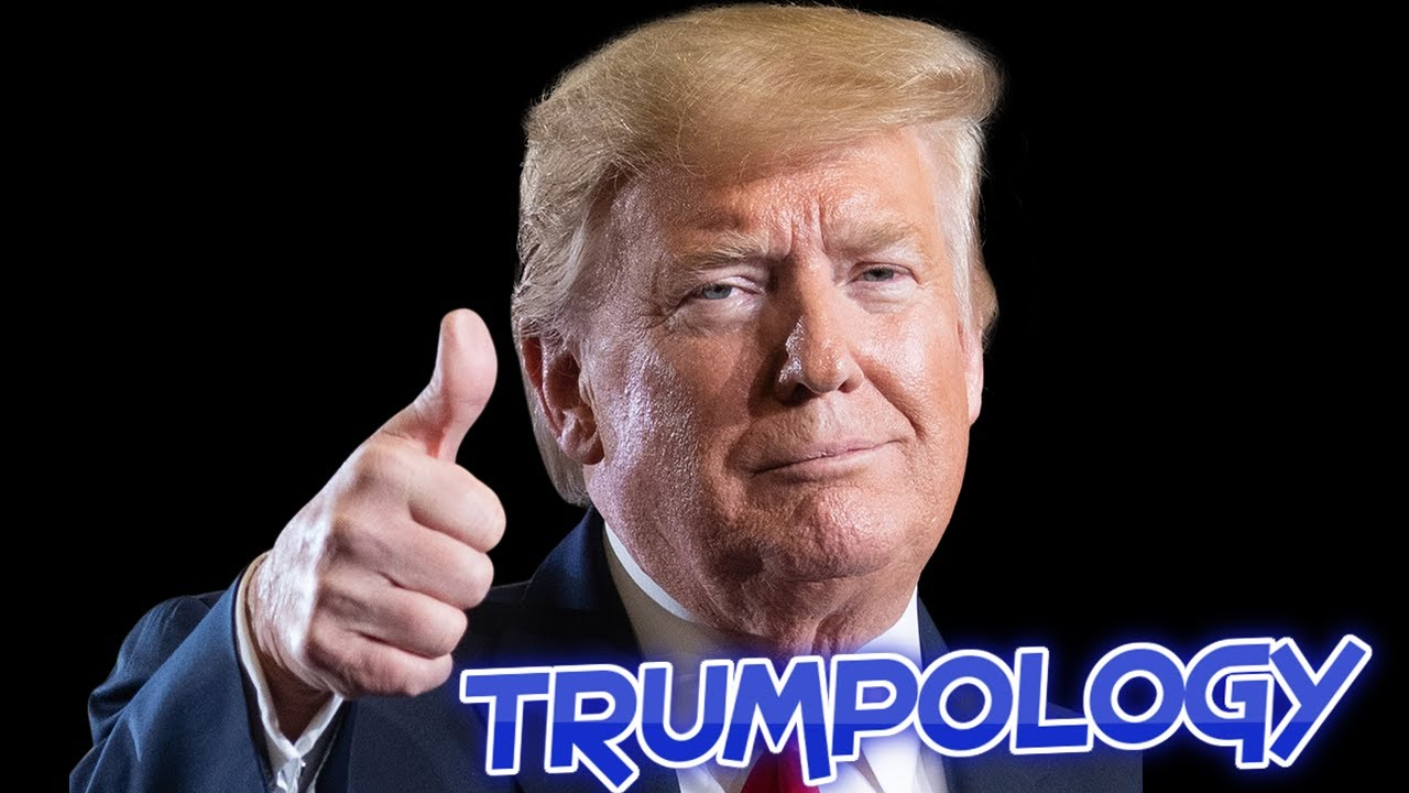 "TRUMPOLOGY"" with TOM SIDNEY BUSHNELL 🔭 ""NUMBERS & Charlie Ward 21-8-2020"