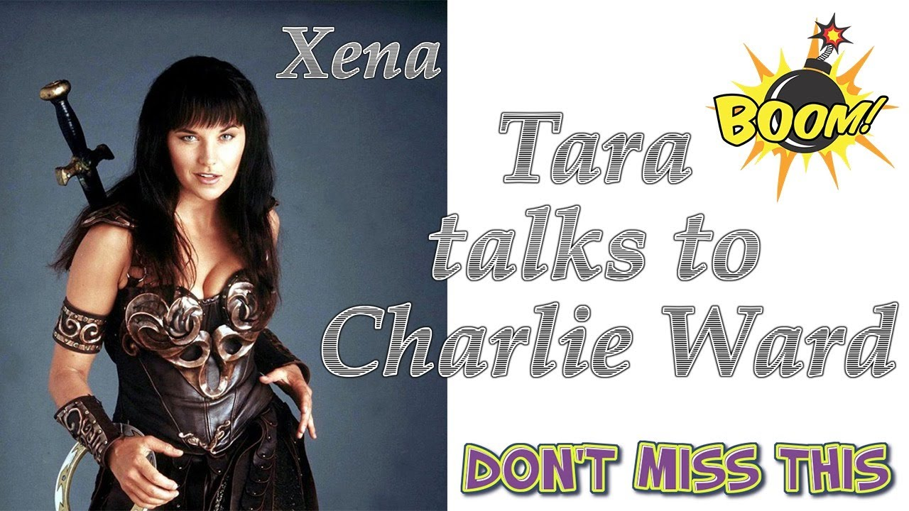 Tara (Xena) Talks to Charlie Ward DO NOT MISS THIS…..! 27-8-2020