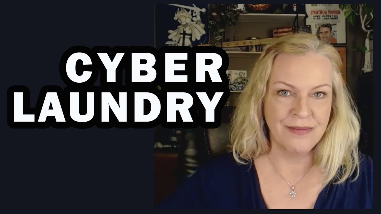 The Cyber Laundry 7-2-2020