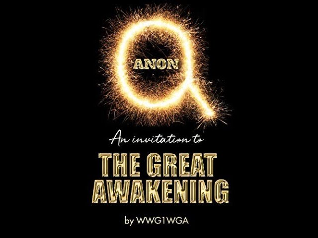 The Great Awakening is upon us 12-6-2020