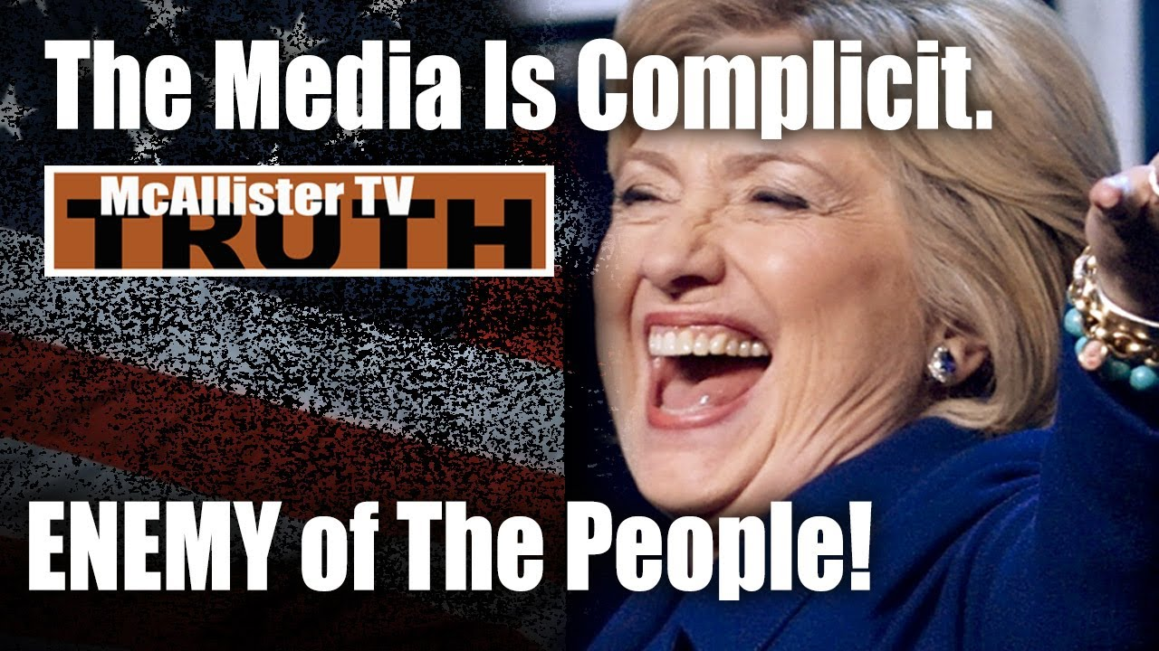 The MEDIA Is COMPLICIT. They Are The ENEMY Of The People! 5-5-2020