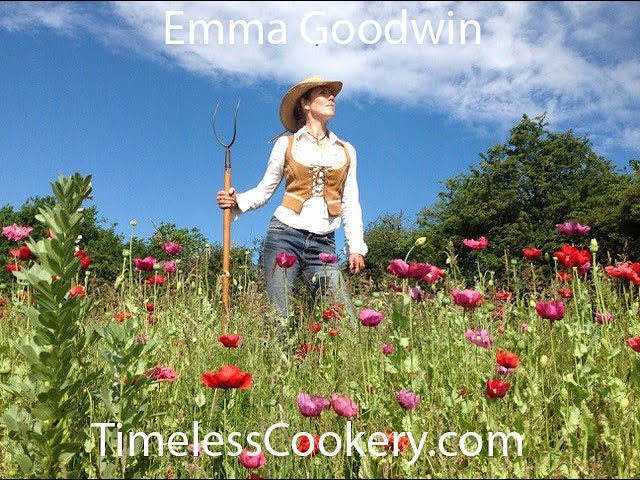 Timeless cookery with Emma Goodwin and Lee Dawson (You really are what you eat) 28-6-2020