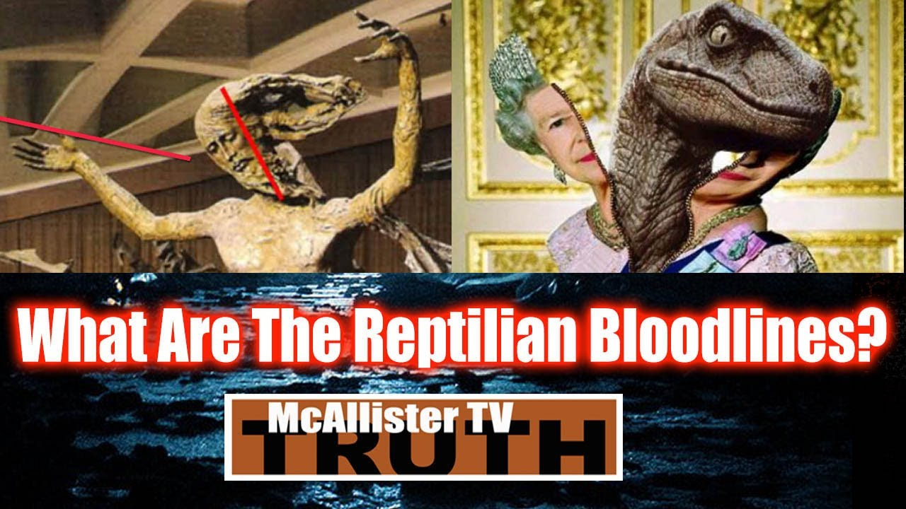 WHAT are the DRAGON BLOODLINES? Do Rep_Tilians Rule the Earth? 3-5-2020