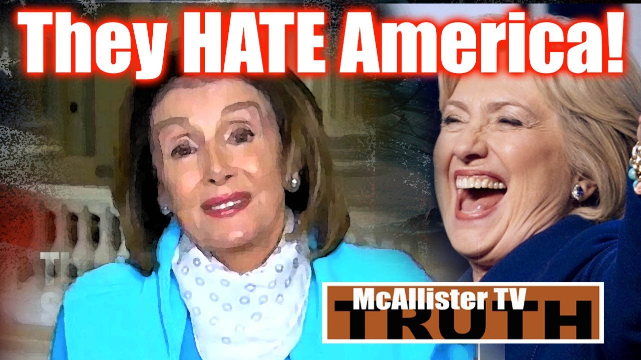 Win at All Costs! The Democrats HATE AMERICA! 4-6-2020