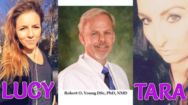 0003 Dr. Robert O. Young, Lucy Davis and Tara Dean discuss how to Heal Yourself 15-10-2020