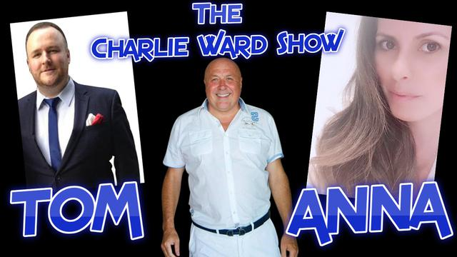 ANA MARINS AND TOM SIDNEY BUSHNELL TALK TO CHARLIE WARD 24-10-2020