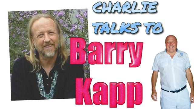 BARRY KAPP SHARES LIGHT AND LOVE WITH CHARLIE WARD 24-10-2020