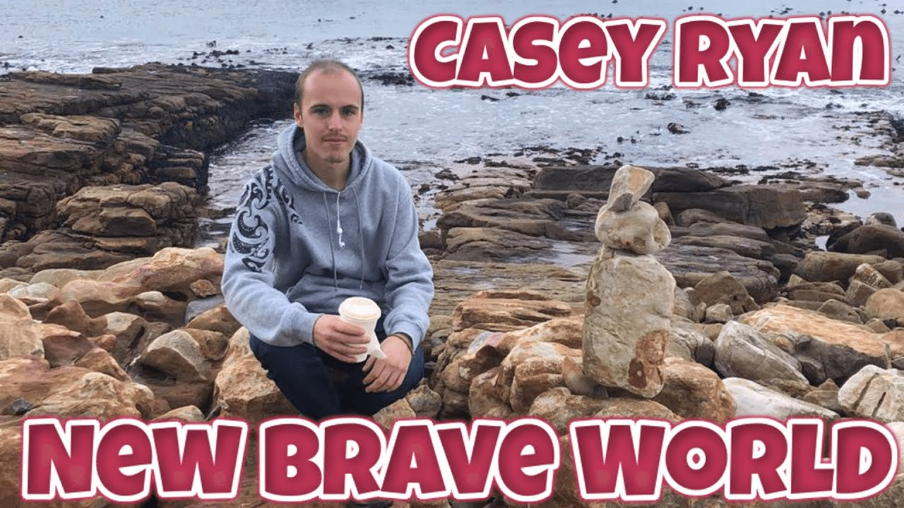 Casey Ryan (New Brave World) talks to Charlie ward 7-10-2020