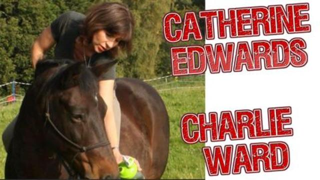 Catherine Edwards talks To Charlie Ward 19-10-2020
