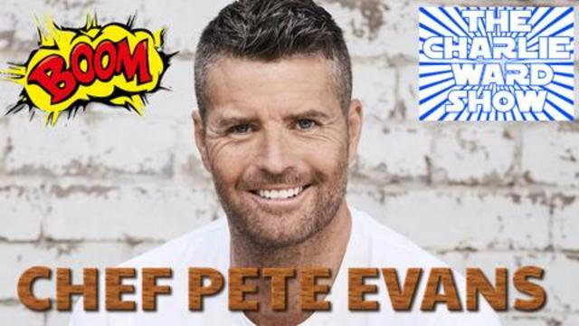 Chef Pete Evans talks to Charlie Ward 16-10-2020