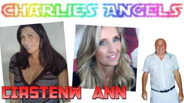 CirstenW and Ann Vandersteel have some explosive news 9-10-2020