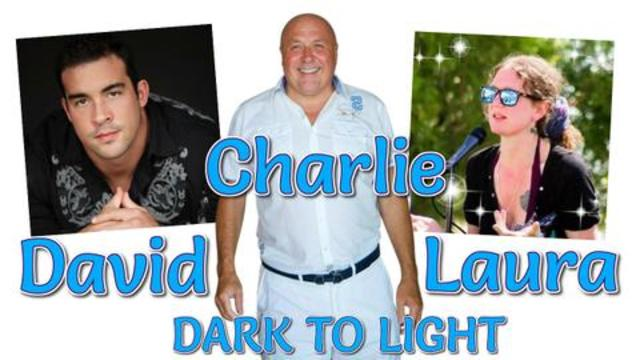 Dark to Light with David Nino Rodriguez and Laura Eisenhower 15-10-2020