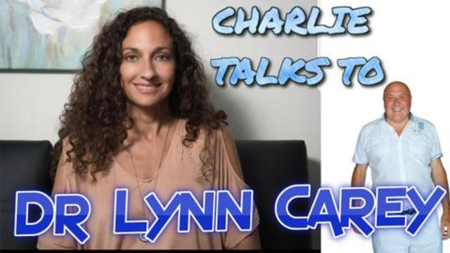 Dr Lynn Carey Speaks to Charlie Ward 23-10-2020