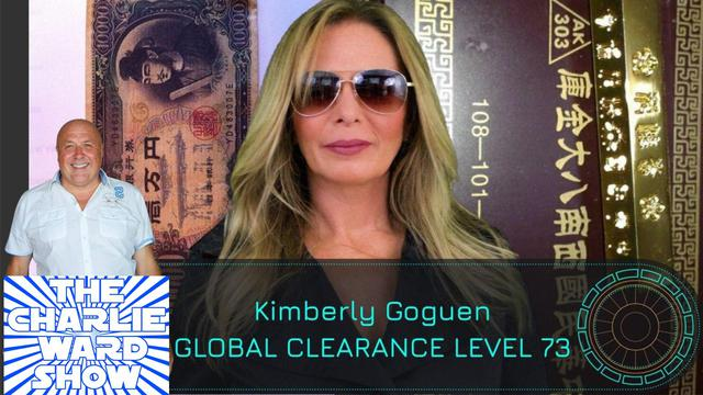 Kimberly Ann Goguen Talks To Charlie Ward 25-10-2020