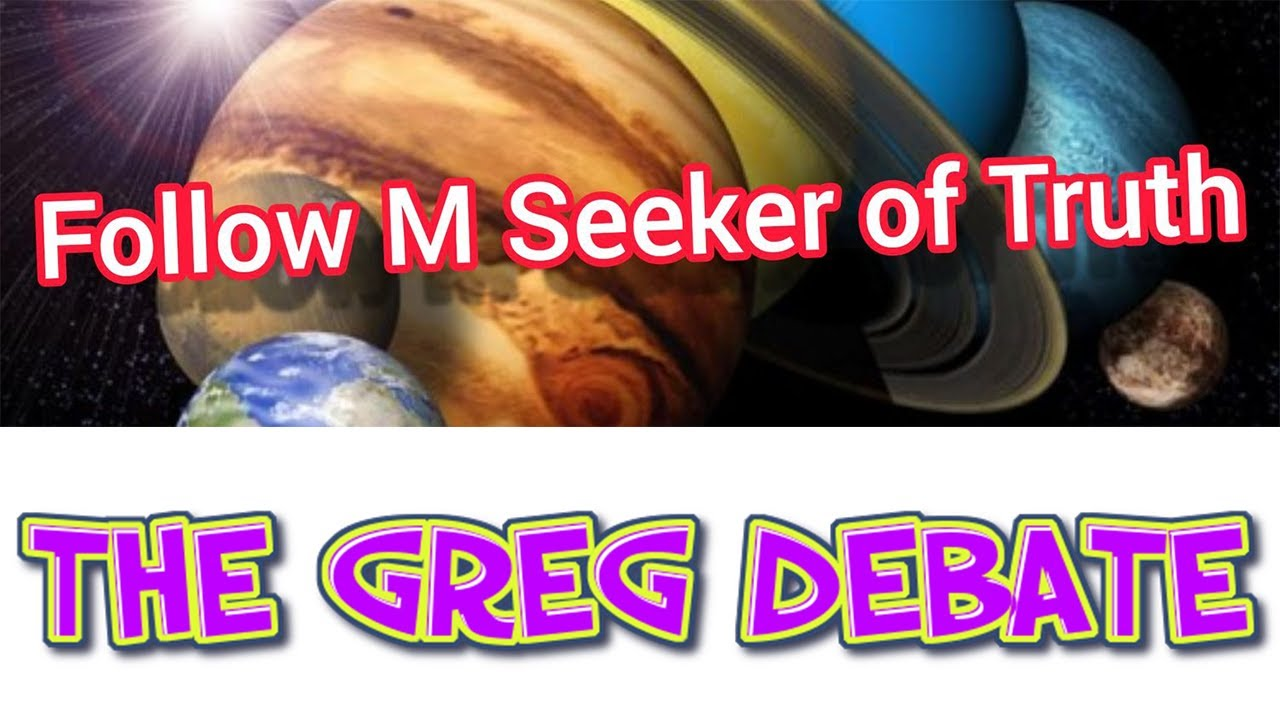 M Seeker of Truth Has Questions for Charlie Ward 5-10-2020