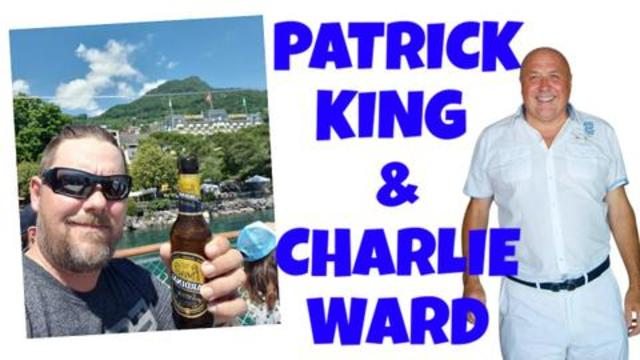 Patriot Patrick King Talks to Charlie Ward 26-10-2020