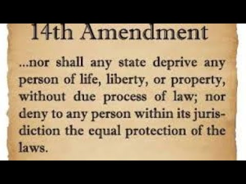 11/19/2020 – PART 1 – 14th Amendment = NESARA and take down corrupt ppl that took oath! 19-11-2020