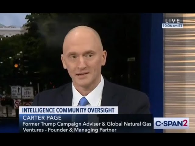11/28/2020 – Carter Page Lawsuit ! Lisa Page admits she's going to GITMO! 28-11-2020