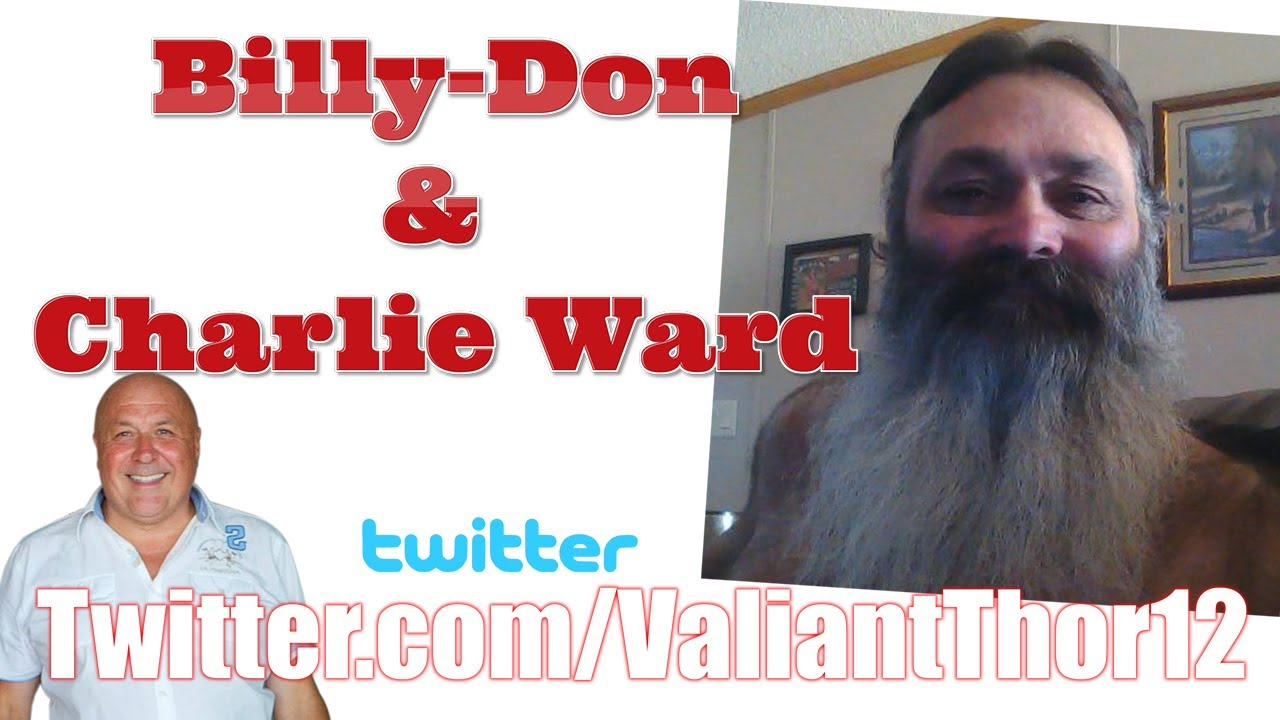BILLY DON CATCHES UP WITH CHARLIE WARD 18-11-2020