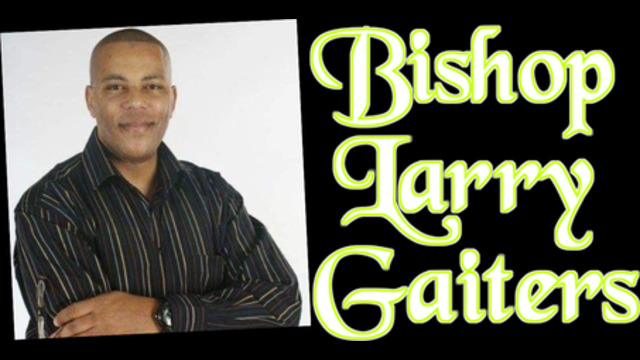 Bishop Larry Gaiters Talk with Charlie Ward 9-11-2020