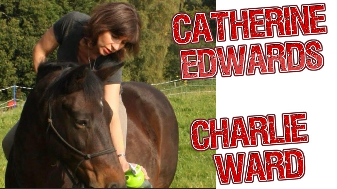CATHERINE EDWARDS CATCHES UP WITH CHARLIE WARD 18-11-2020