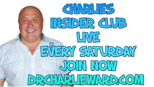 CHARLIE TALKS ABOUT THE INSIDER CLUB Q & A 14-11-2020
