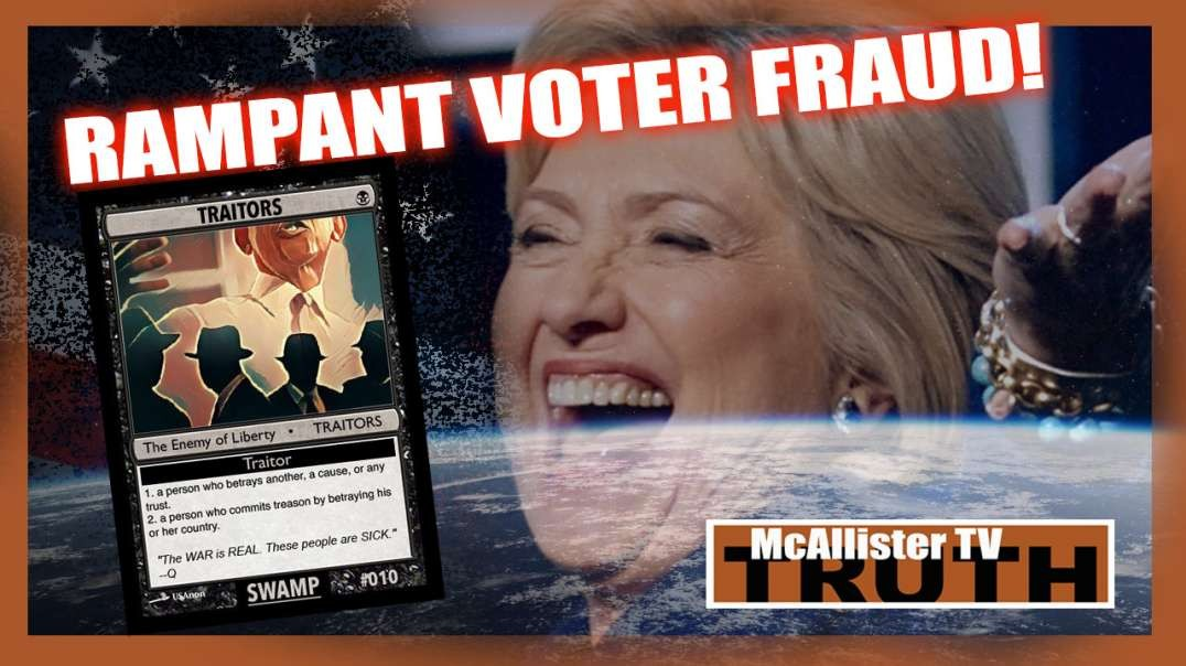 DOMINION Voting Machines Will Open The CORRUPTION FLOODGATES! 12-11-2020