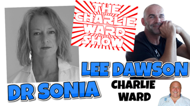 DR SONIA LEE DAWSON DISCUSS STRESS LOCKDOWNS FOOD & STRESS WITH CHARLIE WARD 17-11-2020