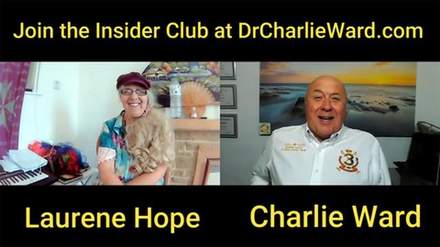 LAURENE HOPE TALKS POLITICS CORRUPTION AND MUCH MORE WITH CHARLIE WARD 24-11-2020